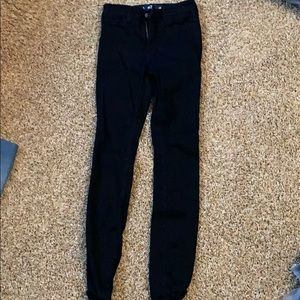High Rise Super Skinny Hollister Jeans